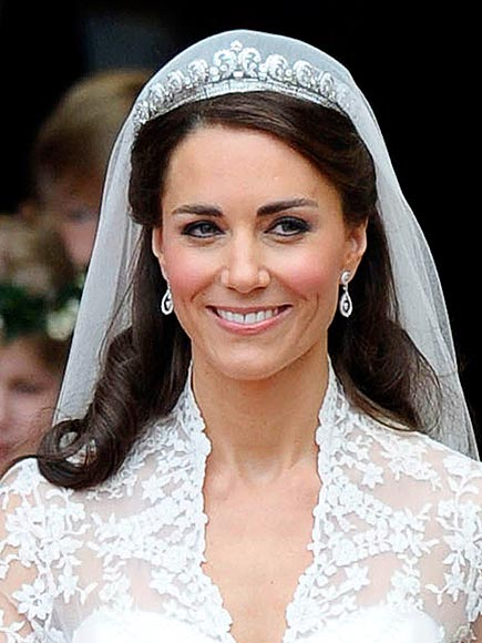 maquillage de Kate Middleton