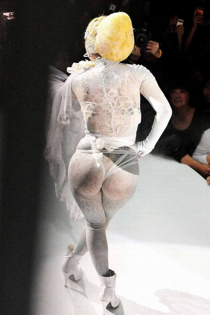 Régime de Lady Gaga
