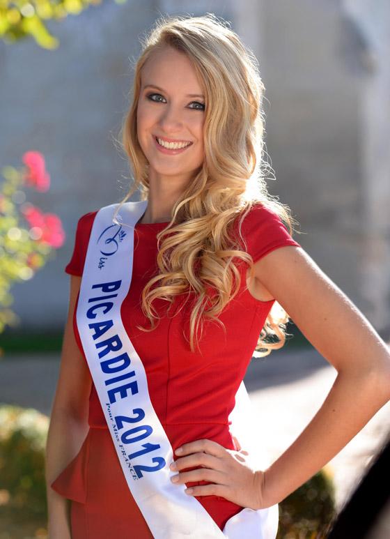 coiffure Miss Picardie 2012