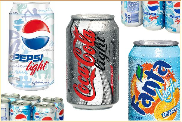 Sodas light : risques de diabète