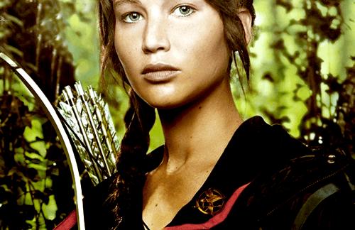 tresse épi de Jennifer Lawrence