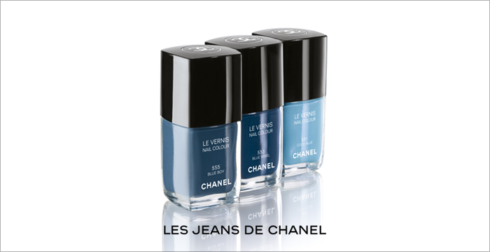 Les vernis Chanel