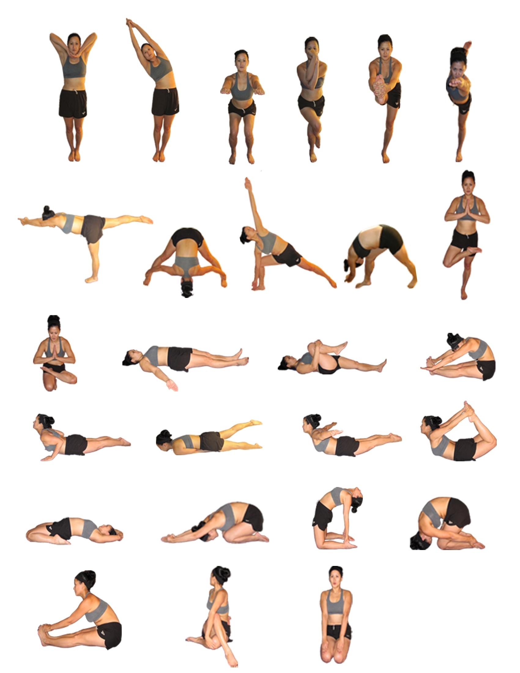peut perdre du poids en faisant du yoga chaud